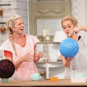 Pickler and Ben show with Kellie Pickler and Dana Willard
