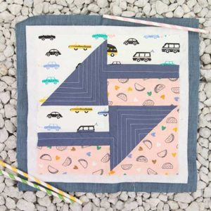 Day Trip fabric collection by Dana Willard for Art Gallery Fabrics