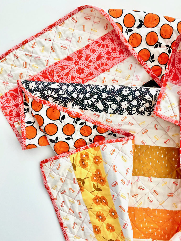 How to make a quilt - Learn to make a quilt from Beginning to End!